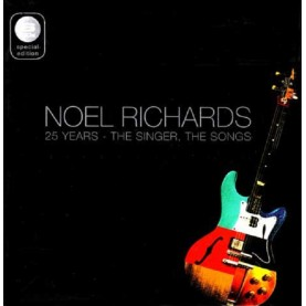 25 Years- The Singer, The Songs CD