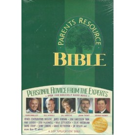 Parents Resource Bible