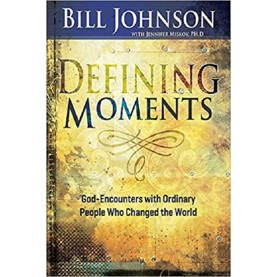 Bill Johnson : Defining Moments