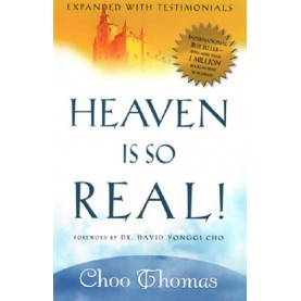 Choo Thomas : Heaven Is So Real