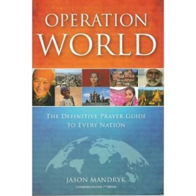 Jason Mandryk - Operation World