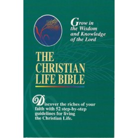 The Christian Life Bible