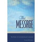 Eugene H. Peterson- The Message-Numbered Edition-English Bible